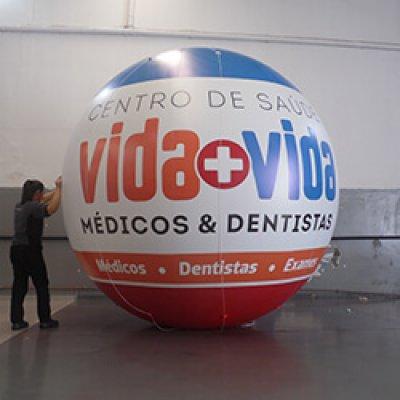 Balão Promocional Inflável em Guarulhos - SP