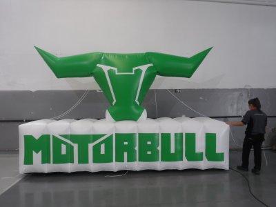Logo Inflável em Guarulhos - SP