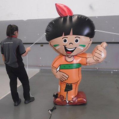 Personagem Inflável em Guarulhos - SP