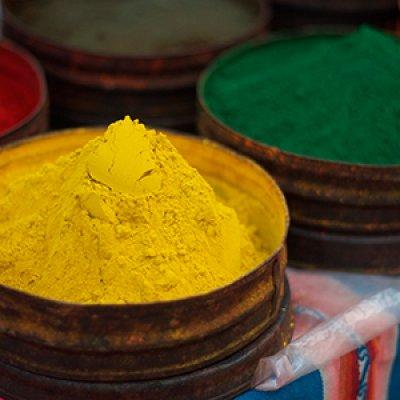 Distribuidor de pigmentos de tintas