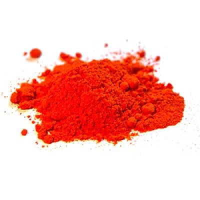 Distribuidor de pigmentos orgânicos