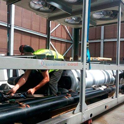 Assistência Técnica Preventiva Industrial em Santo André - SP