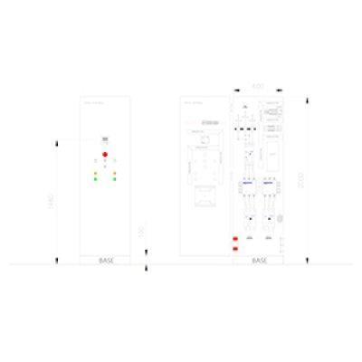 Projeto de diagramação de painéis elétricos em Três Lagoas - MS