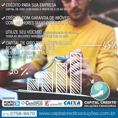 Empresa de financiamento empréstimo  em Mogi das Cruzes - SP