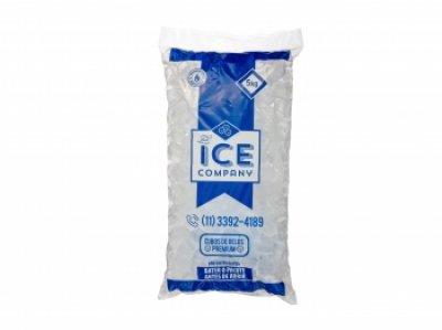 Pacote de Gelo em Cubo