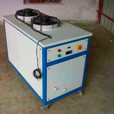 Manutenção Em Unidades De Água Gelada