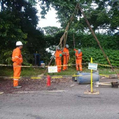 Engenharia de fundação de solo em São Paulo - SP