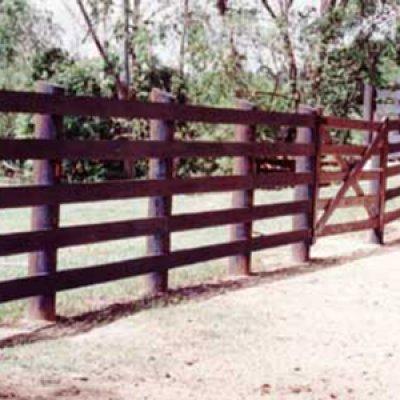 Madeira serrada para cercas em Itu - SP