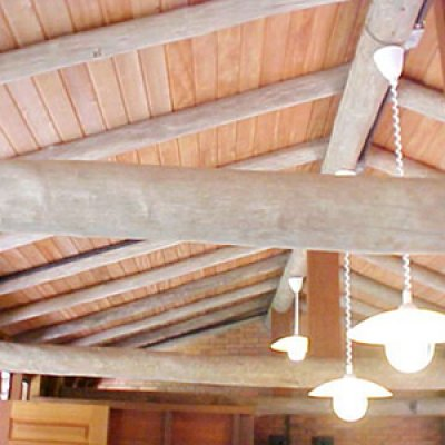 Madeiras de eucalipto para telhados em Itu - SP