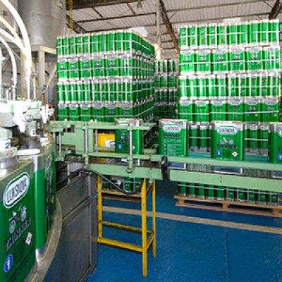 Fabricante de thinner  em São Bernardo do Campo - SP
