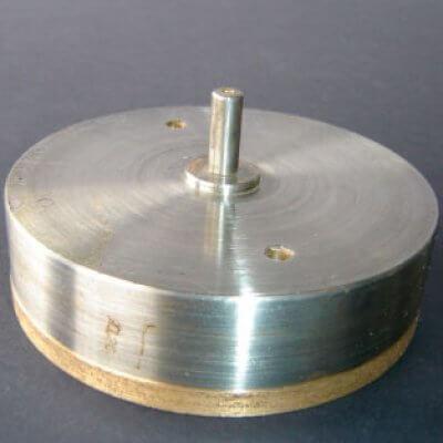 Broca Bilco Diamantada para 120 mm em Campinas - SP