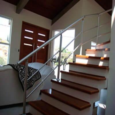 Corrimão de Alumínio para Escada em Campinas - SP