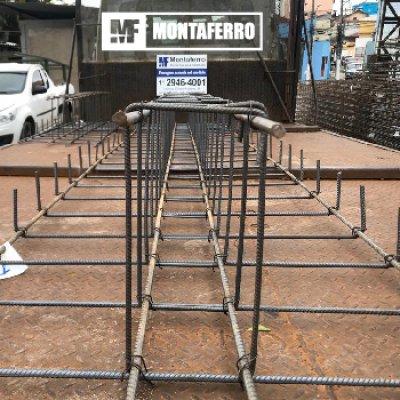 Viga baldrame  em São Paulo - SP