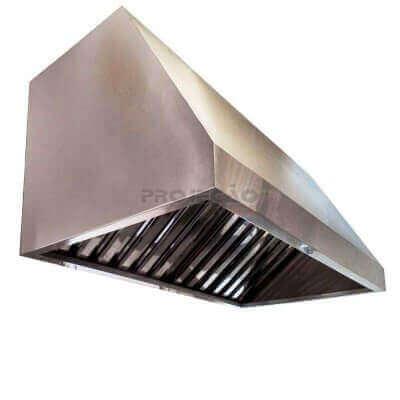 Coifa de Aço Inox