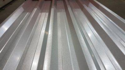 Telha de Aço Galvanizado em Jundiaí - SP