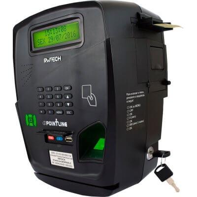 Ponto Eletrônico Digital em Santa Rita do Sapucaí - MG