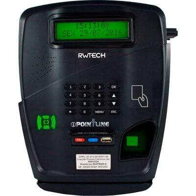 Relógio Biométrico com Guilhotina em Santa Rita do Sapucaí - MG
