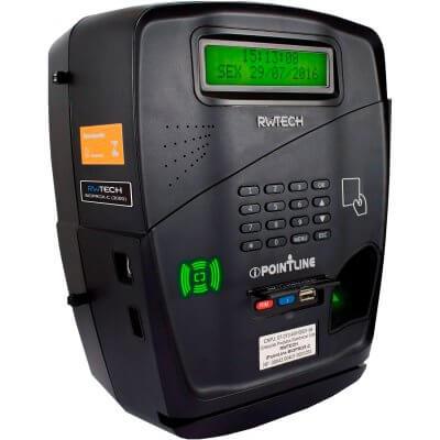 Relógio de Ponto com Biometria em Santa Rita do Sapucaí - MG