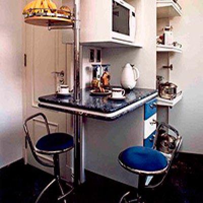 Bancada de cozinha em mármore em Barueri - SP