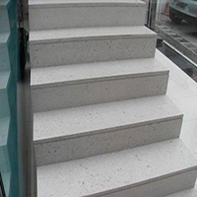 Escadas de mármore em Barueri - SP