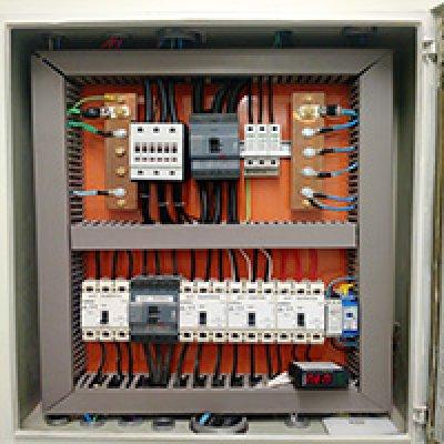 Montagem e manutenção de comandos elétricos  em São Paulo - SP