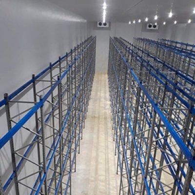 Estruturas para Armazém Logístico em São Paulo - SP