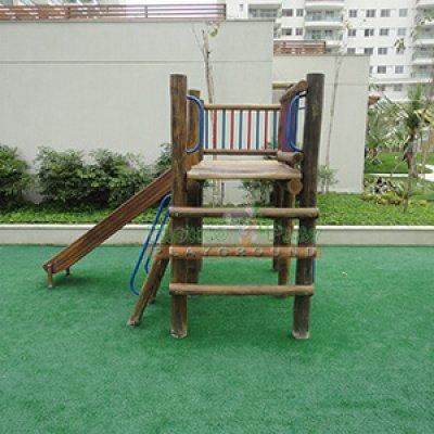 Grama sintética para playground