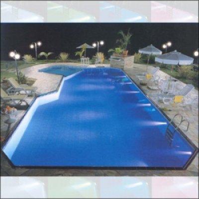 Iluminação para piscina em Atibaia - SP