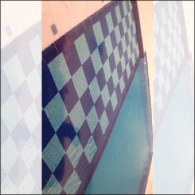 Piscina de azulejo com vazamento em Atibaia - SP